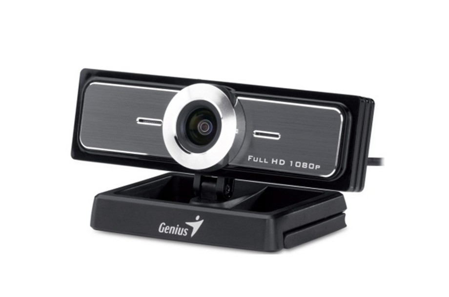 ვებ კამერაWIDECAMF100,Genius VideoCam USB Internet Video Camera,High Definition1080p HD(1280 x 720 resolution)