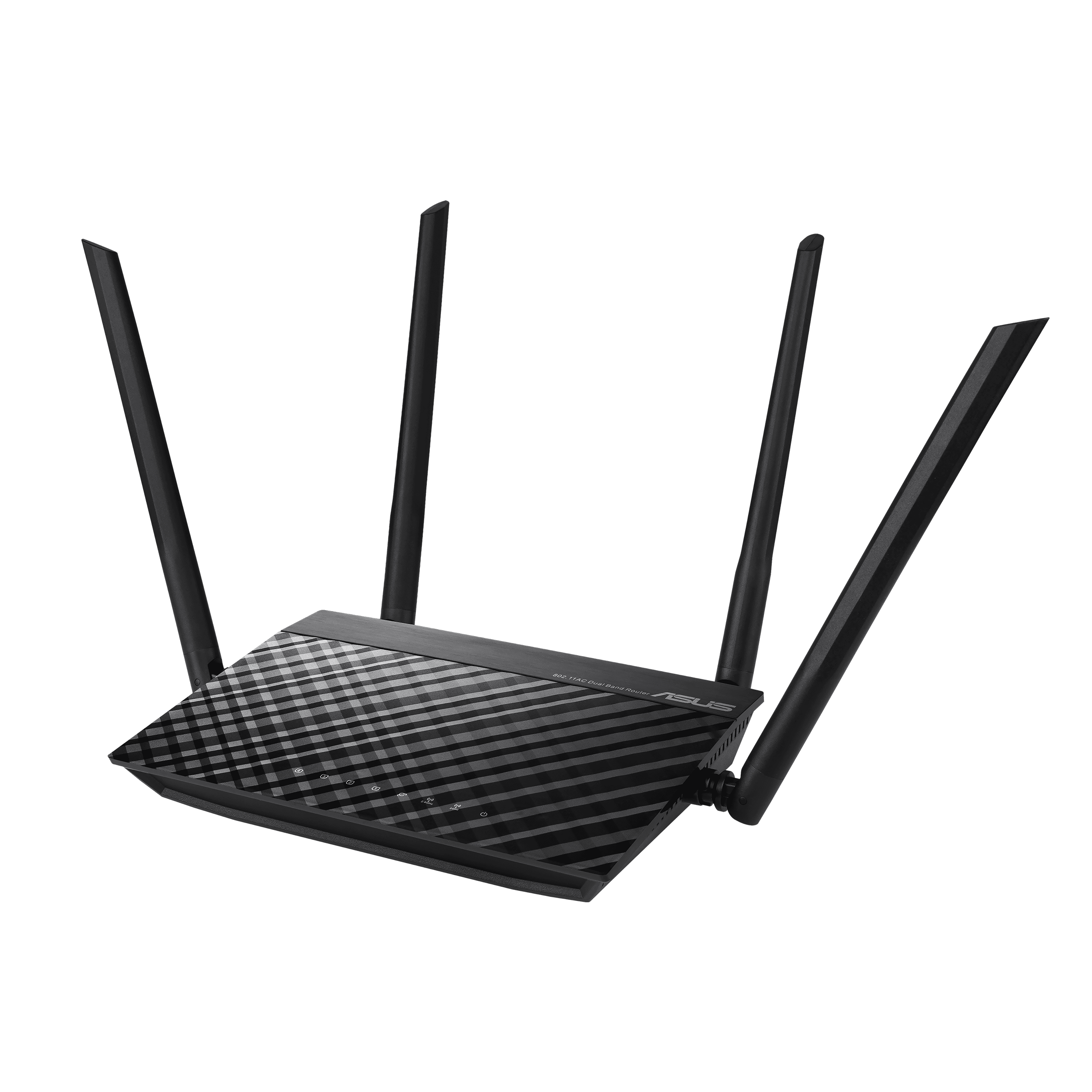 ASUS RT-AC1200 802.11ac Dual-Band Wireless-AC1200 Router