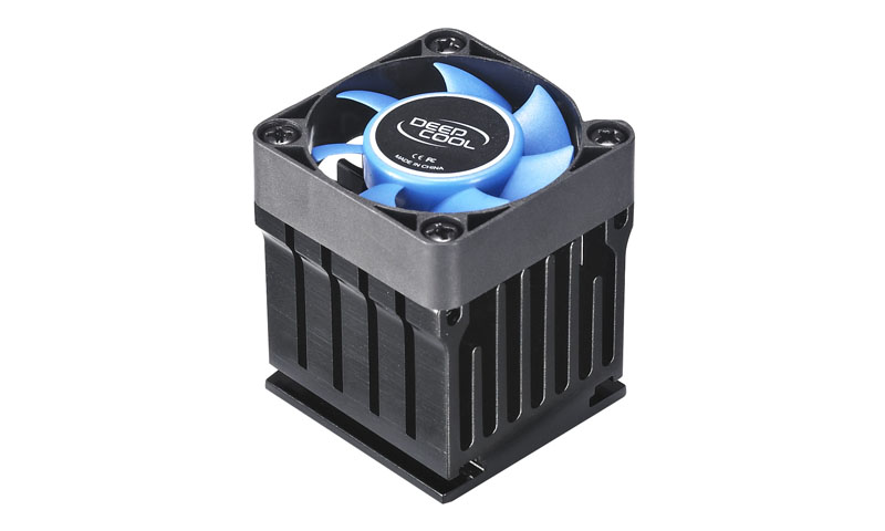 Deepcool  Northbrige heatsilk wit fan, 40mm