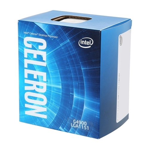 PC Components/ CPU/ Intel/ Intel/ Celeron LGA1151  G4900 ( 3.1GHz),  2Mb, Tray
