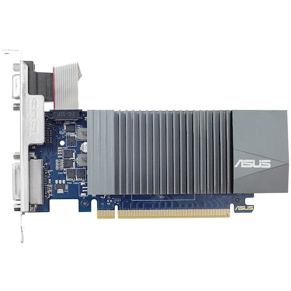 ASUS GeForce GT710 2GB DDR5 low profile silent