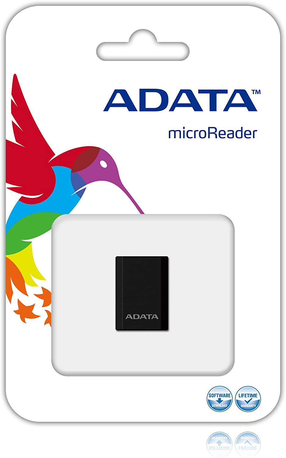 ADATA micro reader black