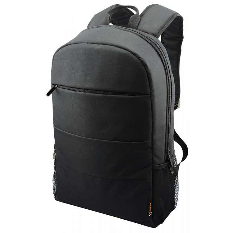 "Notebook Bags/ NB backpack  SBOX NSS-19044 TORONTO 15,6""  black"