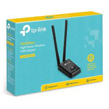 რადიო ქსელი TL-WN8200ND, Tp-Link, 300Mbps High Power Wireless USB Adapter