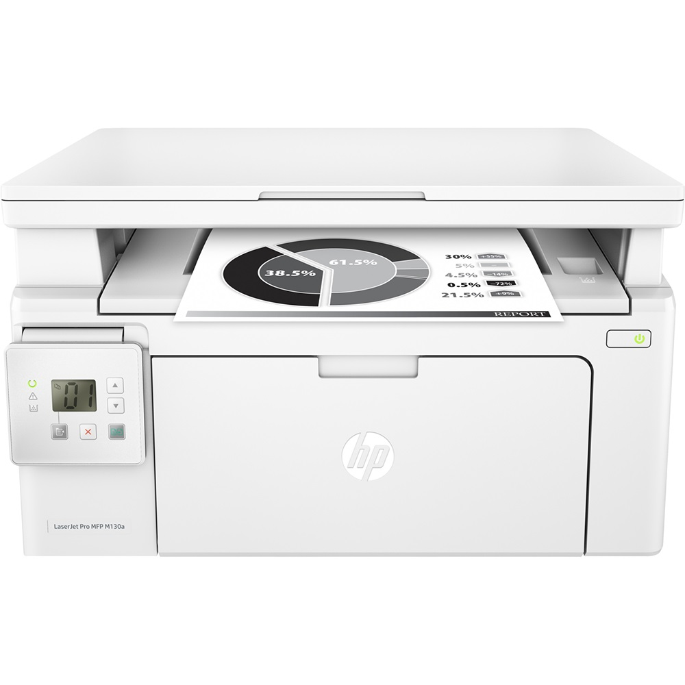 პრინტერი-- HP LaserJet Pro MFP M130a Printer