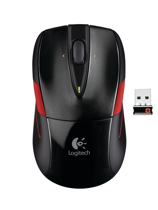 Mouse/ Logitech./Wireless Mouse M525 Black 910-002584