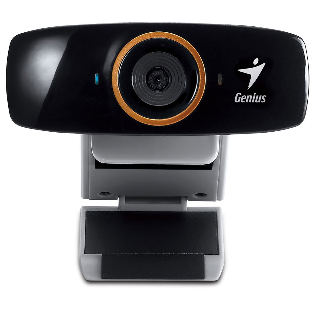 LIGHTCAM1020, Genius, WebCam 1280x720 built-in Mic