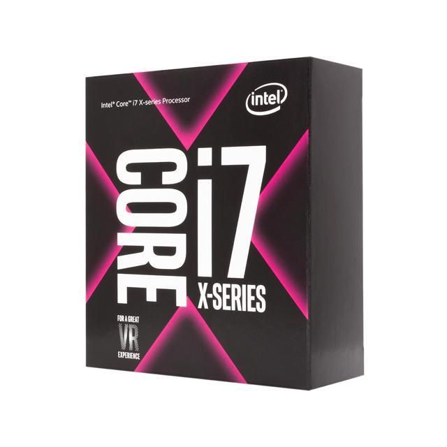 Intel Core i7 - 7800X 3.5GHz, BOXED