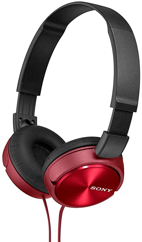 Headphone/ Sony/ Sony/ MDR-ZX310  Red