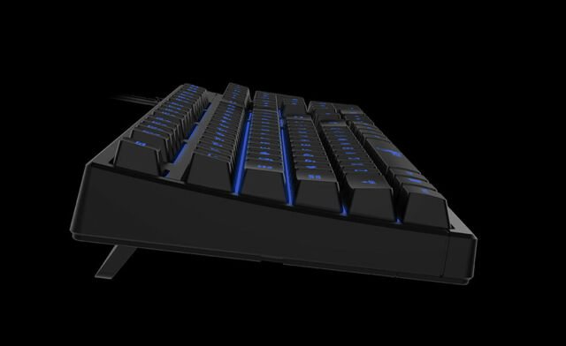 კლავიატურა  Scorpion K6, Genius, Keyboard USB Black