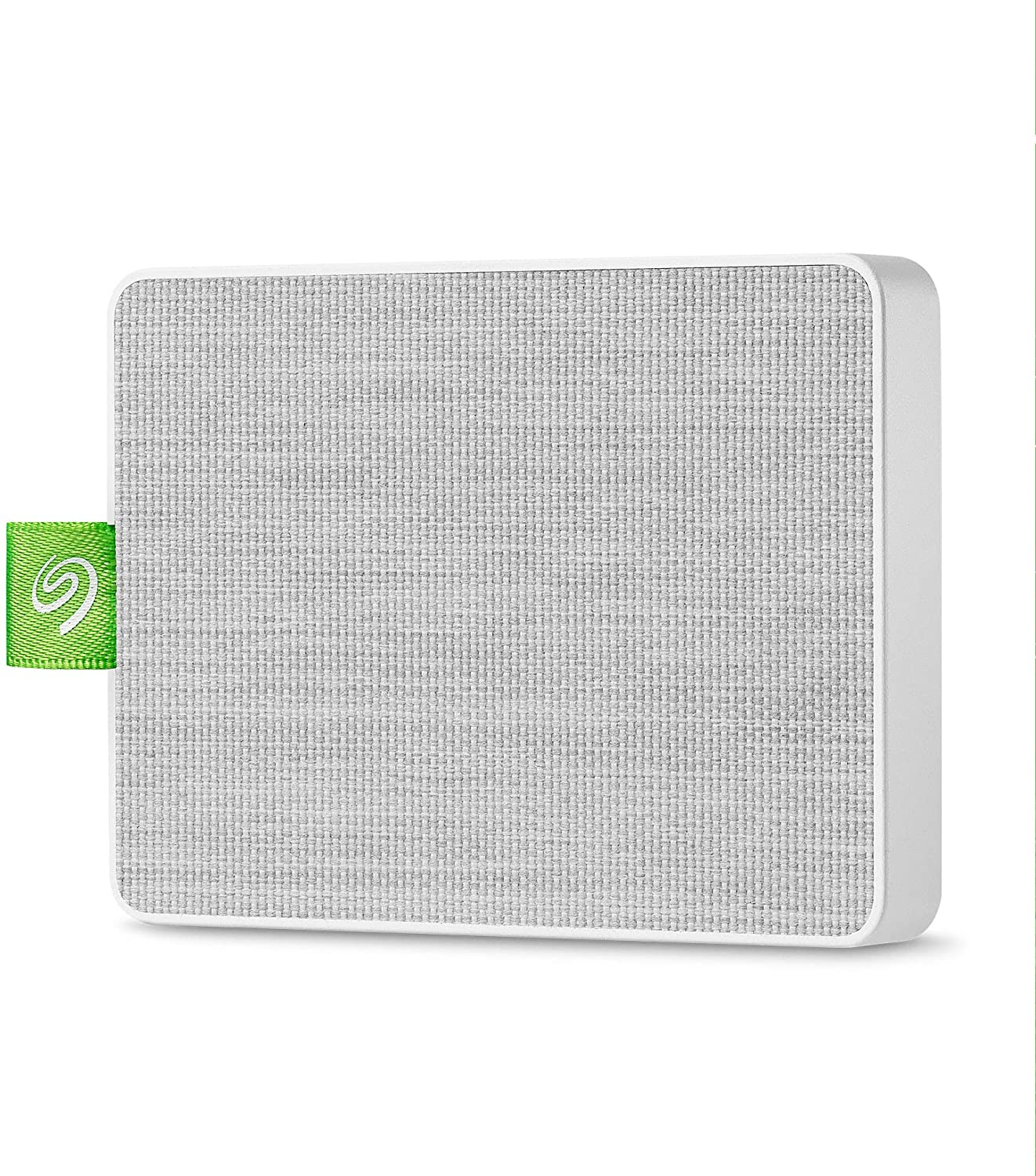 """PC Components/ HDD/ External/ 2.5""""/ Seagate 1TB Ultra Touch USB 3.0 External SSD White STJW1000400"""