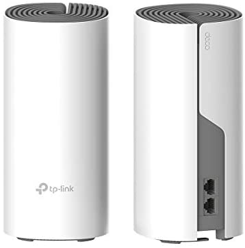 Deco E4(2-pack), TP-LINK,  AC1200 Whole Home Mesh Wi-Fi System